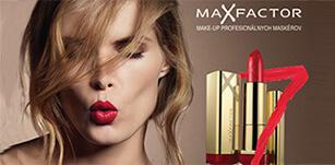 MaxFactor новинки