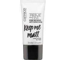 CATRICE Основа выравнивающая Prime and Fine Pore Refining Anti-shine