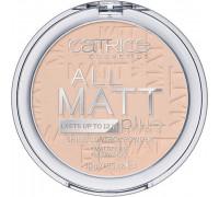 CATRICE Пудра компактная All Matt Plus Shine Control Powder 010 TRANSPARENT